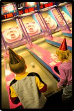 Fun Depot: Asheville's Family Fun Center! | app. 40 mins. from Bonclarken | Arcade Games | Laser Tag | Go Karts | Batting Cages | Mini Golf | and more...