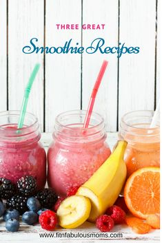 Smoothie Recipes - Smoothies are an easy way to ensure that you have a healthy balanced breakfast that doesn't take much time to make. Healthy Drinks, Healthy Recipes, Healthy Food, Delicious Recipes, Smoothie Recipes, Smoothies, Health And Wellness, Health Fitness, Balanced Breakfast