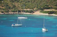 Viajes en velero por plazas con Mares de Ítaca