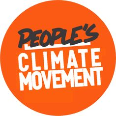 Join me & the #peoplesclimate movement in a day of action on Oct 14 in the US. It's time for bold action.