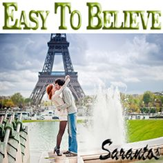 """awesome Sarantos Releases A Pop Love Song for the Summer """"Easy To believe"""" Because Sometimes Love is Easy, Real and Carefree."""