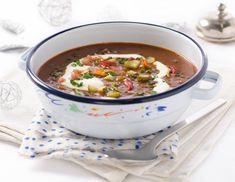 Mitternachtssuppe mit Sauerkraut Cheeseburger Chowder, Soup, Baking, Party, Food Food, Cooking, Garlic, Bakken, Soups