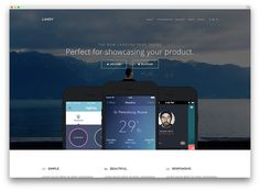 25 Best Mobile App, Software Showcase and Landing Page WordPress Themes - 2017 Best Landing Pages, App Landing Page, Themes For Mobile, Wordpress Landing Page, Seo Consultant, Coming Soon Page, Splash Page, Apps, 404 Page