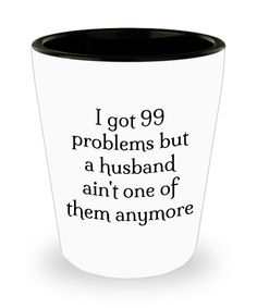 Funny Divorce Gift/Divorce Party Favor/I got 99 problems/Gift for recently divorced/Gift for her by SevenCorners on Etsy