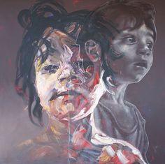 Syrian artist Sara Shamma