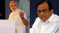 Chidambaram takes on Modi again, rejects his 'lesson in economy