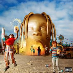 Buy Astroworld by Travis Scott at Mighty Ape NZ. Travis Scott – Astroworld (vinyl) Travis Scott's third full-length album 'ASTROWORLD' one of the year's most-anticipated releases. Rap Album Covers, Iconic Album Covers, Music Covers, Box Covers, Bedroom Wall Collage, Photo Wall Collage, Picture Wall, Album Travis Scott, Travis Scott Background