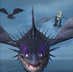 Riders of Berk Skrill!