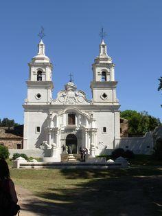 Iglesia Santa Catalina, Compañía de Jesús, Córdoba, Argentina.