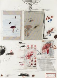Making your mark – Cy Twombly