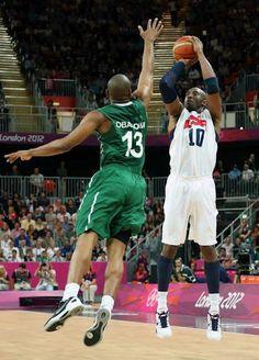 Juegos Olímpicos: Galería De Imágenes USA Team Vs Nigeria