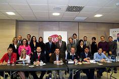 Blog de AJE Región de Murcia_ 20 EMPRENDEDORES PARA 20 PROYECTOS DE EMPRESA