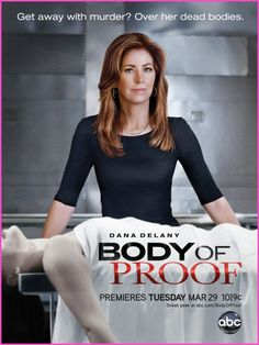 """Body Of Proof"" Will Return To ABC On February 5, 2013"