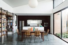 Northrop's house in Melbourne / photo by Tom Blachford