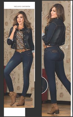 Love Jeans, Women's Jeans, Jeans Style, Jeans Azul, Cloths, Girl Outfits, Capri Pants, Fashion Looks, Leggings