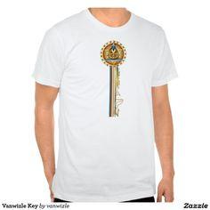 Vanwizle Key T Shirts
