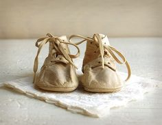 vintage baby shoes on Etsy