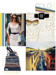 """""""Effortless Elegance"""" by divadebbi ❤ liked on Polyvore"""