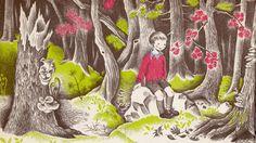 Peter's Long Walk by Lee Kingman, illustrated by Barbara Cooney, 1953.
