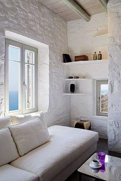 Summer house on Serifos Island