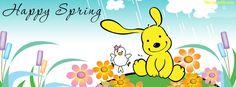 Happy-Spring-Happy-Puppy-facebook-timeline-cover
