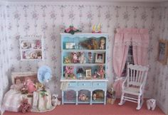 Toy Room Miniature Room Box
