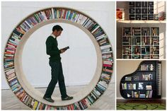 18 Incredibly Creative Shelves For Book Lovers | Diply