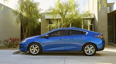 The 2016 Chevy Volt Could Get 43 MPG And A 106MPGe