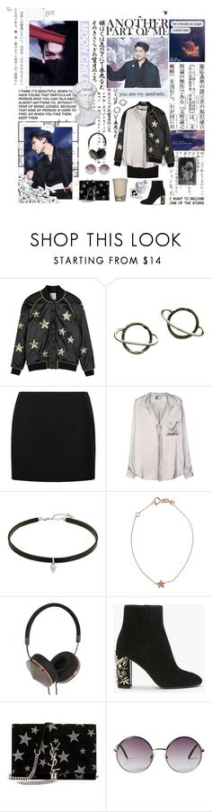"""""""we'll get lost together //"""" by tardismia ❤ liked on Polyvore featuring Paul Frank, Zoe Karssen, Stefanie Sheehan Jewelry, La Perla, Lanvin, Carbon & Hyde, Kismet, Frends, Yves Saint Laurent and Monki"""
