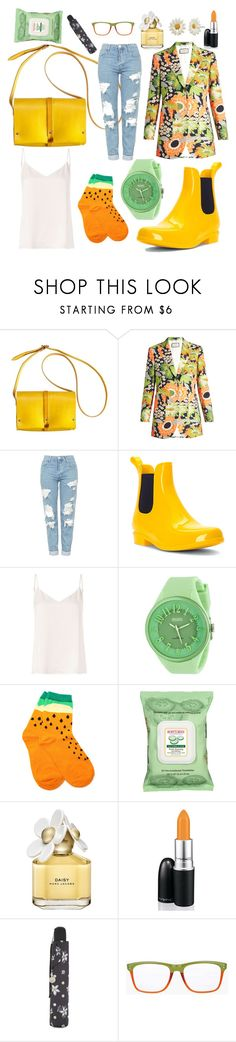 Early Spring by sarahwestervin on Polyvore featuring L'Agence, Gucci, Topshop, Lauren Ralph Lauren, M.Hulot, Crayo, Fulton, Chico's, MAC Cosmetics and Marc Jacobs