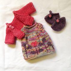 Ravelry: JacquelineCieslak's Bunny Clothes