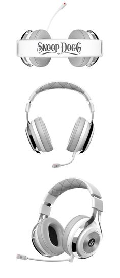 LucidSound Snoop Dogg Headset Is Totally Snoopadelic Unique Gifts For Him, Simple Gifts, Gifts For Father, Mother Gifts, Mother Christmas Gifts, Valentine Gifts, Holiday Gifts, Teacher Appreciation Gifts, Teacher Gifts