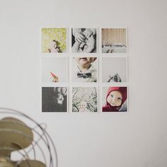 Off your device, into your life.™  These bordered paper prints have a high…
