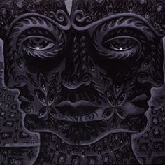 another personal favorite, the music and the sleeve art. 10,000 Days (by Tool) -- designed by Alex Grey
