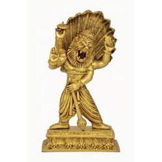 Panch Dhatu Narsimgha Idols