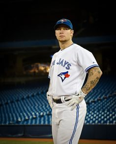 Behind the scenes with Brett Lawrie #BlueJays #Toronto