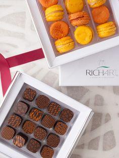 Richart Chocolates - Halloween with RICHART
