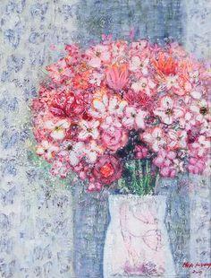 아름다운 꽃 그림