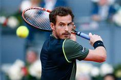 Andy Murray, Madrid 2015 #AndyMurray #tennis