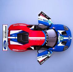 """5,293 Likes, 12 Comments - Ford Performance (@fordperformance) on Instagram: """"Bird's eye view of the #fordgt #racing #car ❤️❤️❤️ #fordsofinstagram #fordwec"""""""
