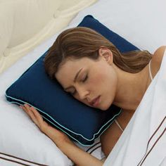 Gift of the Day: We're giving away a @Brooke Theodorakos Biosense Pillow- enter now! #GiftOfTravel