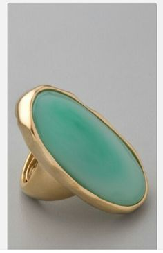 golden Jade ring gorgeous