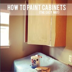 how-to-paint-cabinets-the-easy-way