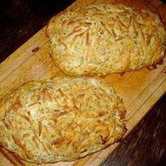 Pain au fromage et aux herbes @ qc.allrecipes.ca