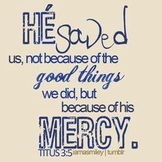 Tito 3:5