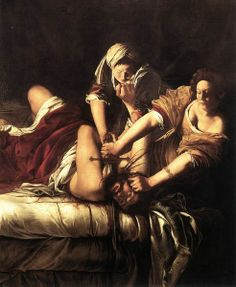 Judith and Holofernes, Caravaggio