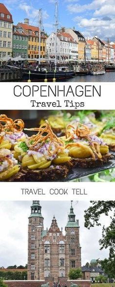 Copenhagen Travel Tips | Travel Cook Tell