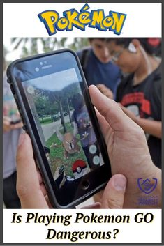 Is Pokemon GO the world's most dangerous game? Visit our site, Your Home Security Watch, to find out! Play Pokemon, Bellevue Park, Augmented Reality Games, Creepy People, Pokemon Universe, Home Security Tips, Dangerous Games, Go Game