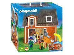 Playmobil 626003 - Granja Maletín: Amazon.es: Juguetes y juegos 40