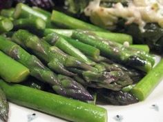 How to Cook Asparagus in a Pan, on the Stove, Grill, Barbecue, Bake, Steam
